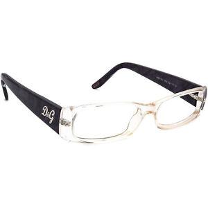 Dolce & Gabbana Eyeglasses D&G 1163 874 Clear/Marbled Purple Frame 52[]15 135