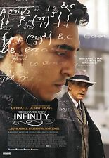 """The Man Who Knew Infinity Movie Poster 18"""" x 28"""" ID:1"""