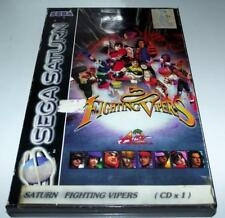 Fighting Vipers Sega Saturn PAL *Complete*