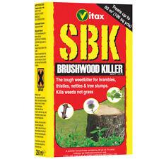 Vitax SBK Brushwood Killer for brambles, thistles, nettles & stumps - 500ml