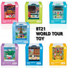 BT21 Travel Diorama Toy BTS OfficiaI Authentic Goods
