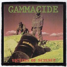 GAMMACIDE PATCH / SPEED-THRASH-BLACK-DEATH METAL