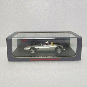 Porsche 804 Test Session 1962 Spark Model 1/43 #S3460