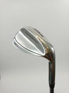 Wilson Harmonized Wedge 56° Sole Grind Steel/ Right Handed/ New Grip