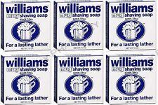 Williams Mug Shaving Soap - 1.75 oz  ( 6 pack )