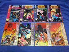 Batman Gotham Nights (1992) #1-4 Gotham Nights II (1995) #1-4 1st FN/VF to VF/NM