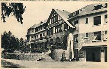 Belgium Herbeumont - Hotel La Bonne Esperance old postcard