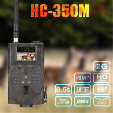 HC-350M 16MP HD Hunting Camera 1080P Scouting Game Trail Infrared 2G SMS MMS