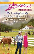 The Cowboys Lady (Love Inspired Larger Print)
