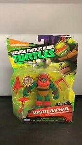 Nickelodeon TMNT Mystic Raphael Raid the Enemy - Like Fire NIP