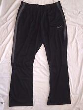 New! Nike Black/Gray Mens Training Pants 4X 4Xl 940241-010 Nwt!