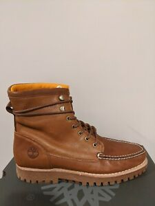 Timberland Men's Jackson's Landing Moc-Toe Boots NIB