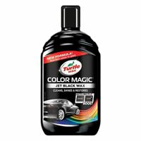 Turtle Wax - Colour Magic Car Cleaner Restorer Polish 500ml Shades of Jet Black