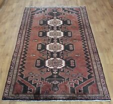 Persian Traditional Vintage Wool 295cmX 142cm Oriental Rug Handmade Carpet Rugs