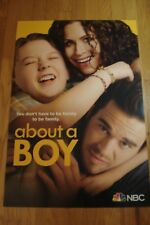 "Exclusive NBC ""About A Boy"" Television Poster. NOT SOLD IN STORES!"