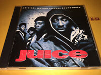 Tupac JUICE soundtrack CD Too Short Rakim Naughty by Nature Cypress hill 2pac