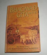 Bhagavad Gita As it Is Bhaktivedanta Swami Prabhupada Krishna Consciousness Book