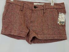 Women's /Junior's American Rag Brooklyn Ketchup Combo Shorts Size 5 NWT