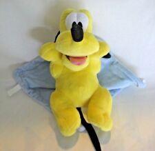 "Disney Babies Pluto With Blanket Plush 12"" Soft Clean Disney Parks"