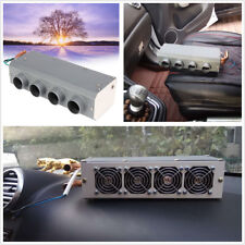 4 Holes Ports Iron Compact Car Under Dash Heater Heat Heating Defroster Demister