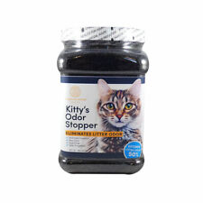 Kitty's Odor Stopper Natural Litter Odor Control 2lb FREE FED EX 2-DAY SHIPPING