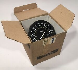 Ford Fiesta Mk3 Speedo Gauge / Clock - Genuine NOS Item - Never Fitted