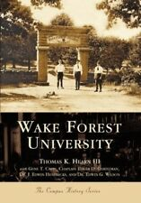 Wake Forest University, NC (College History), Very Good Books