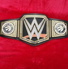 Toronto Raptors WWE Championship belt