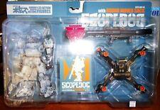 XEBEC TOYS-Votoms 1:35 Armored Trooper Action Figure - SCOPEDOG ATM-09-ST - NEW