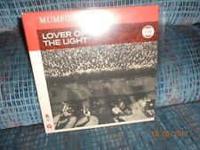 "Mumford & Sons Lover of the Light and Awake My Soul 7"" Vinyl Record Rare #0244"