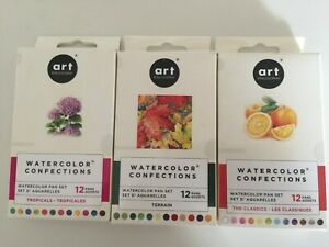 Prima Marketing Watercolor Confections Tin- YOU PICK — FREE SHIPPING NEW