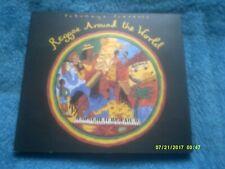 PUTUMAYO PRESENTS REGGAE AROUND THE WORLD CD