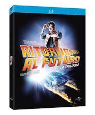 RITORNO AL FUTURO - TRILOGIA  3 BLU-RAY  NUOVO