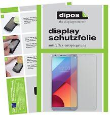 2x LG G6 Pellicola Protettiva Protezione Schermo Antiriflesso dipos