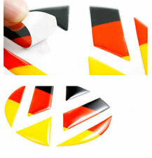3D Epoxy German flag Emblem Badge Sticker Car  tail sticker  Decal FOR VW COOL