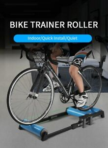 Bike Roller Trainer Indoor Portable apply for 24 - 29 wheels and Road Bike