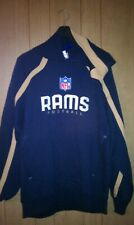 NFL Rams Hooded Sweatshirt by Reebok 2XL