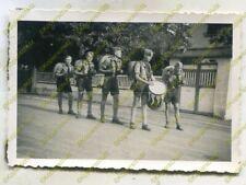 Foto, Jugend, Alpenlager III 1938, Marsch zum Fellhorn, b 20965