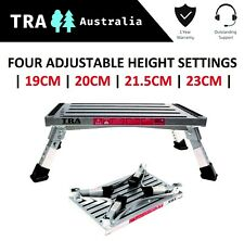 Adjustable Height Portable Folding Step Caravan Camping Rv Accessories Jayco