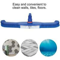 Summer Swimming Pool Suction Vacuum Head Brush Cleaner Cleaning Ground Tool J6O3