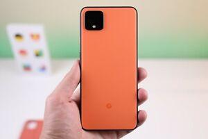 Google Pixel 4 XL G020J - 128GB - Oh So Orange (Unlocked) (Single SIM)