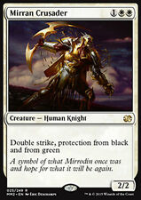 MTG MIRRAN CRUSADER FOIL - CROCIATO DI MIRRODIN - MMA2 - MAGIC