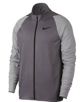 Nike Men's Epic Knit Gunsmoke/Grey/Black Training Jacket (928026-036) ALL SIZES