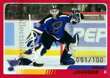 2003-04 O-pee-chee Red #149 Brent Johnson