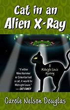 Cat in an Alien X-Ray by Douglas, Carole Nelson