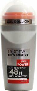 """L""""Oreal Men Expert Full Power Deo Roll-on - 50ml"""