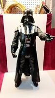 "2013 Darth Vader 32"" Figure w/ Cape Movable Arms, Legs Jakks Pacific Star Wars"