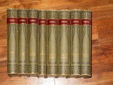 Meyers Klassiker-Ausgaben - SCHILLER - Werke - 8 Bände - Bellermann