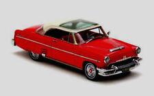 wonderful modelcar  MERCURY MONTEREY HT COUPE 1954 - red/white - 1/43 - lim.ed.
