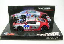 Audi R8 LMS N° 99 24h Nürburgring 2010